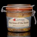 Foie gras d'oie entier 340gr - Produits Regionaux du Sud-Ouest